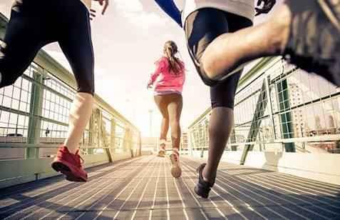 Dışarda koşmanın avantajları