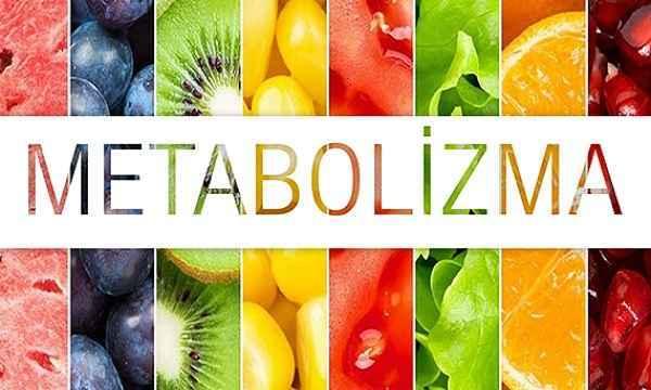 Metabolizmanın Sağlık Açısından Önemi