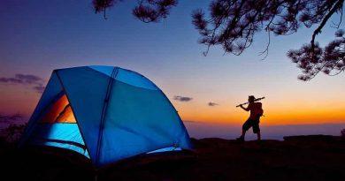 Kamp yapmak isteyenlere kısa tavsiyeler
