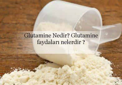 Glutamine faydaları – Glutamine Nasıl Kullanılır ?