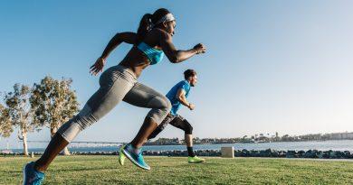 Koşu tekniğini geliştiren temel egzersizler