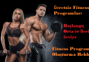 Fitness Program Rehberi