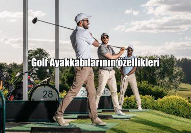 Golf ayakkabısının önemi?