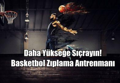Basketbolda Zıplama Antrenmanı