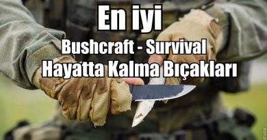 En İyi Kamp Bıçakları