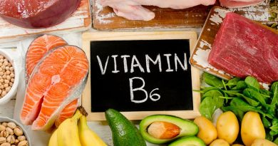 B6 Vitamini Piridoksin