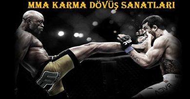 MMA Karma Dövüş Sanatları