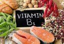 B1 Vitamini Tiamin
