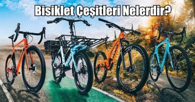 Bisiklet Çeşitleri