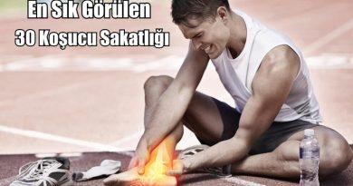 en sık görülen 30 koşucu sakatlığı