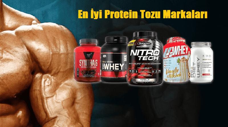 en iyi protein tozu markaları