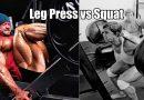 leg press vs squat