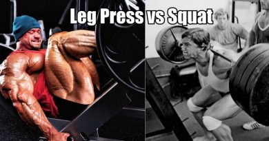 leg press vs squat